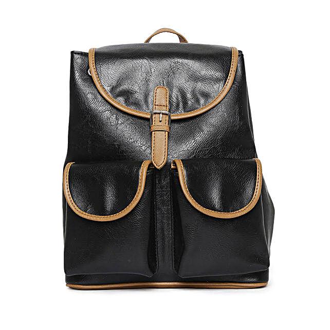 Purseus Carasmatic Backpack- Black
