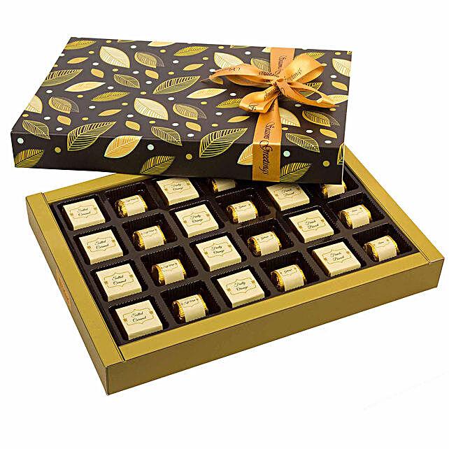 Bro Rakhi And Assorted Chocolates