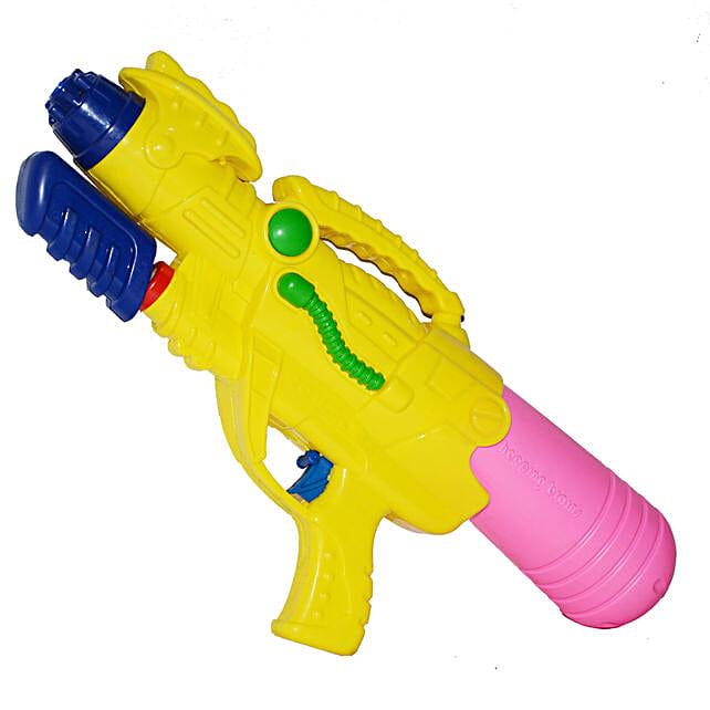 Yellow Cayman Water Gun Pichkari