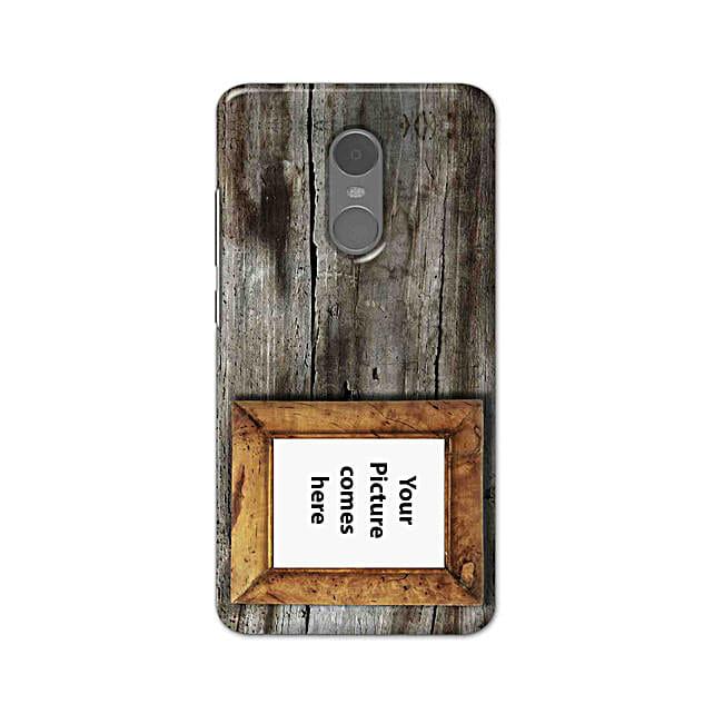 Redmi Note 4 Personalised Vintage Phone Case
