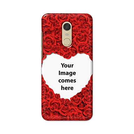Redmi Note 5 Floral Phone Cover Online