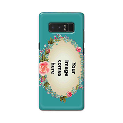 Samsung Galaxy Note 8 Blue Mobile Cover Online