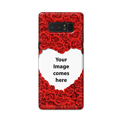 Samsung Galaxy Note 8 Floral Phone Cover Online