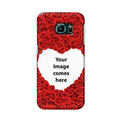 Samsung Galaxy S6 Edge Floral Phone Cover Online