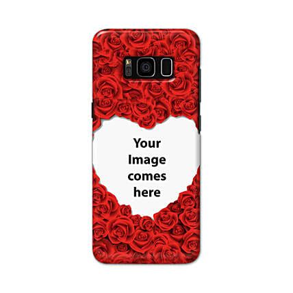 Samsung Galaxy S8 Plus Floral Phone Cover Online