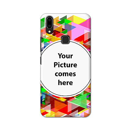 Vivo V9 Multicolor Personalised Phone Cover