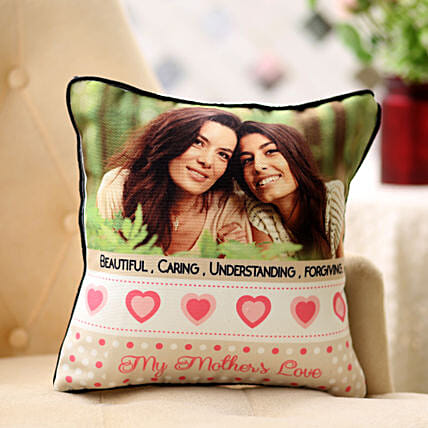 Personalised cushion for Mother