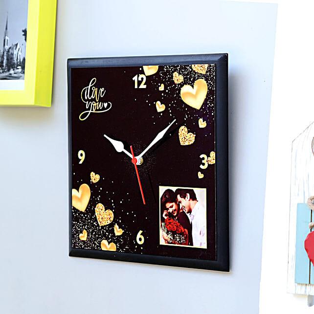 photo clock for mom