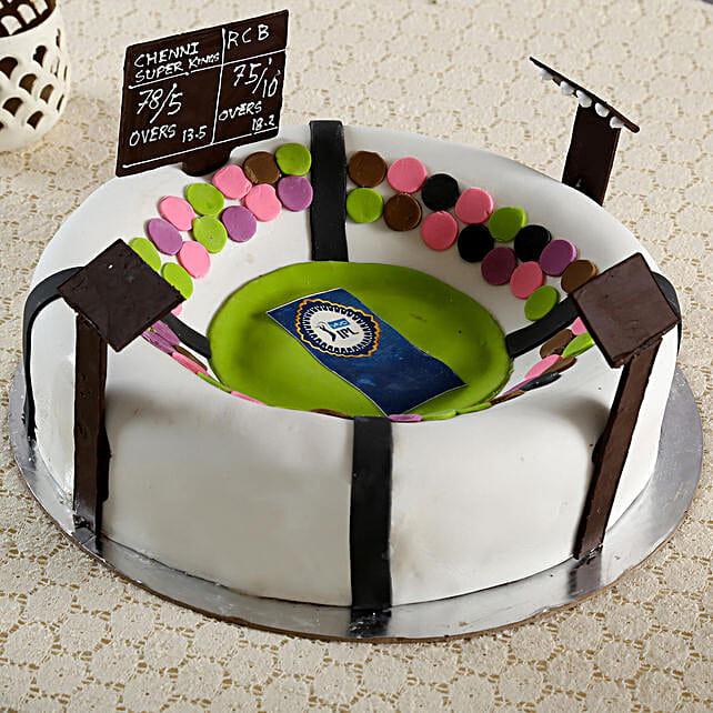 IPL Stadium Chocolate Cake- 2 Kg