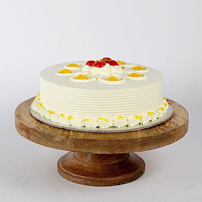Fresh Butterscotch Cake Half kg Eggless