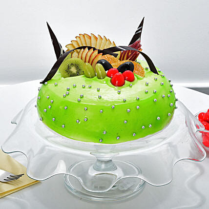 Rich Vanilla Fruit Cake 1kg Eggless