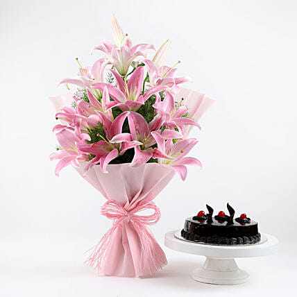 Luxurious Lillies Deluxe
