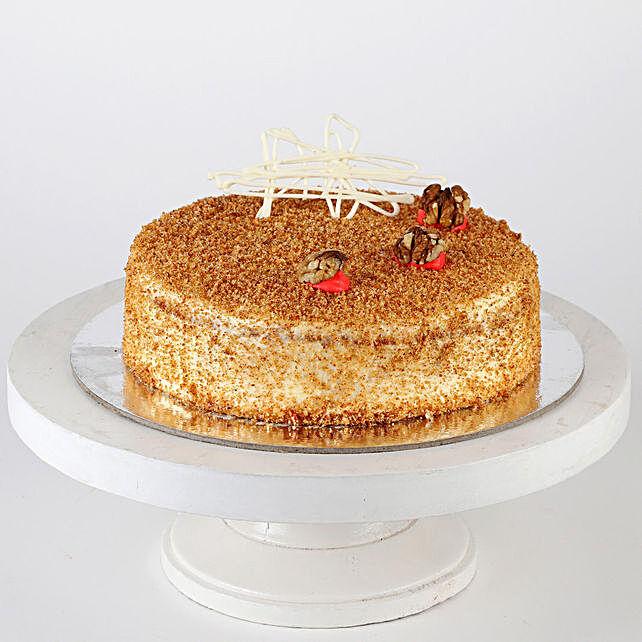 Carrot Walnut Cake- 2 Kg Eggless