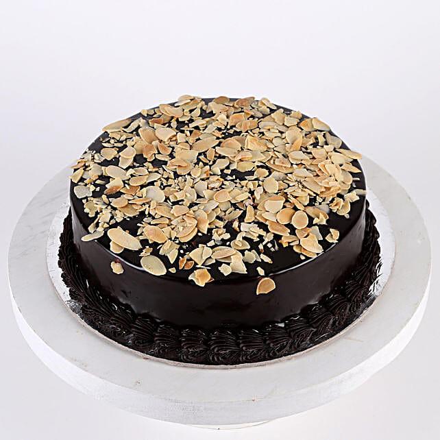 Chocolaty Almond Cake- 1 Kg