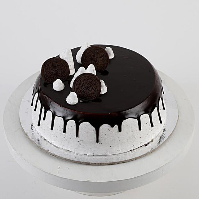 Chocolaty Oreo Cake- 2 Kg Eggless