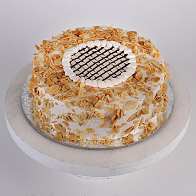 Classic Almond Cake- Half Kg