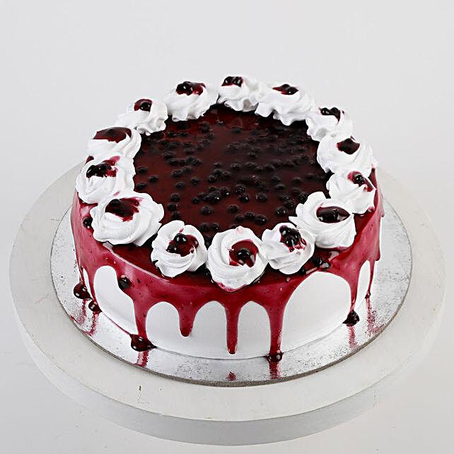 Delightful Blueberry Cake- Half Kg