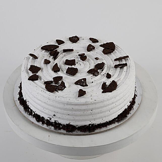 Oreo Cream Cake- 2 Kg