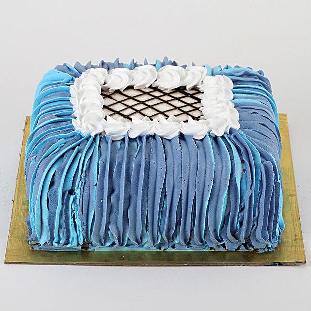 Gifts wrap cake