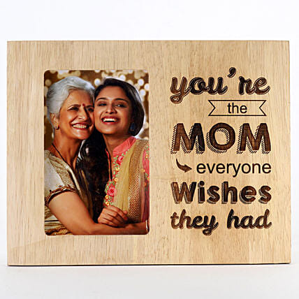 photo frame for mothers day