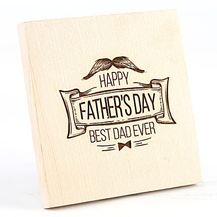 Happy Father's Day Table Top