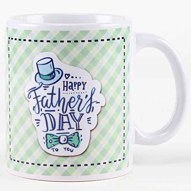 Fathers Day Printed Mug Online