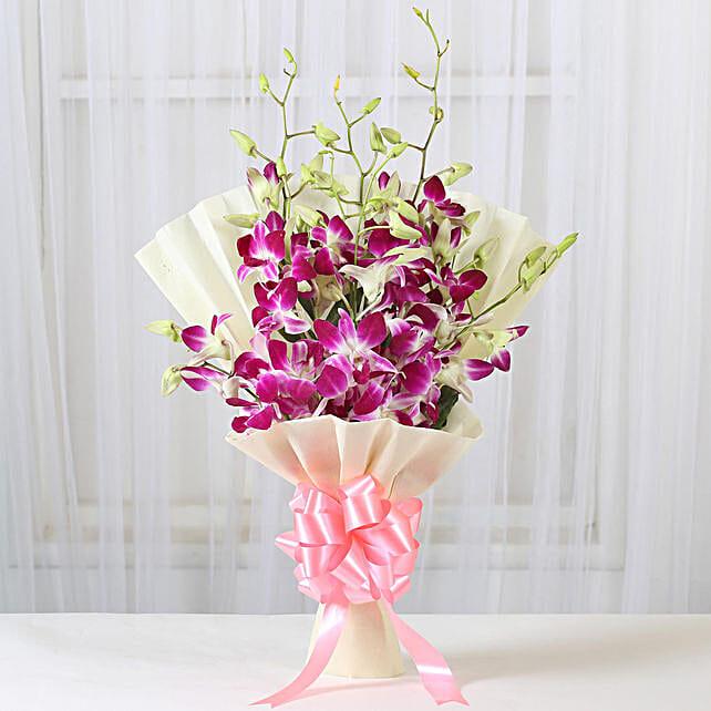 Impressive Orchids Bouquet
