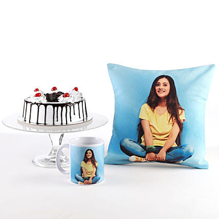 Online Cake Combo For Her