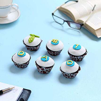 The DAD cupcake 6