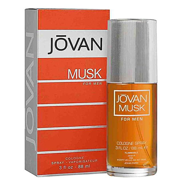 Jovan Musk Cologne For Men- 90 ML