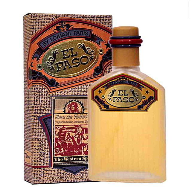 Lomani El Paso EDT Perfume For Men 100 ML