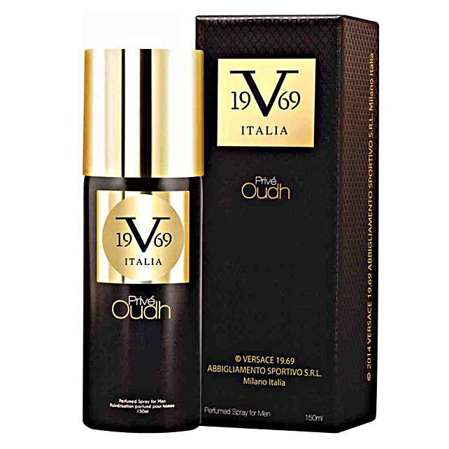 Versace V1969 Italia Prive Oudh Deo For Men