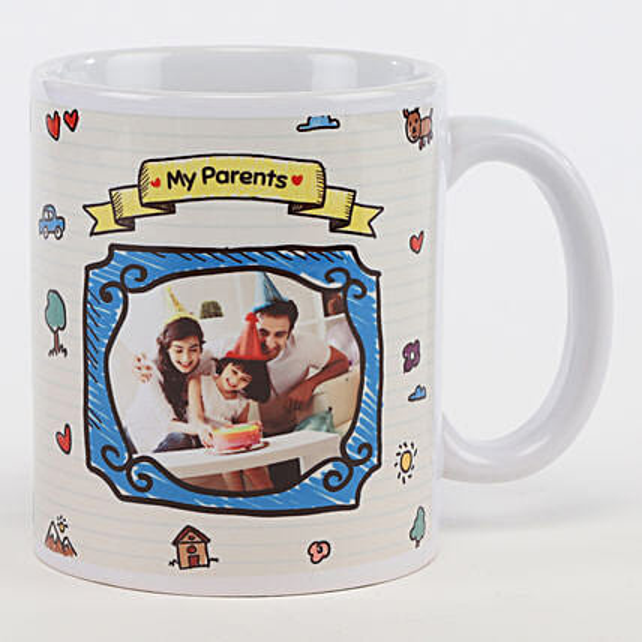 Customize Parents Mug
