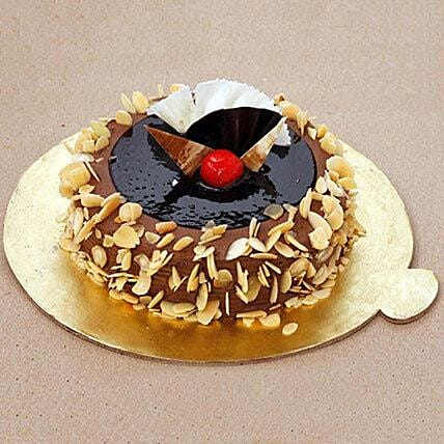 Swedish Almond Crunch Cake