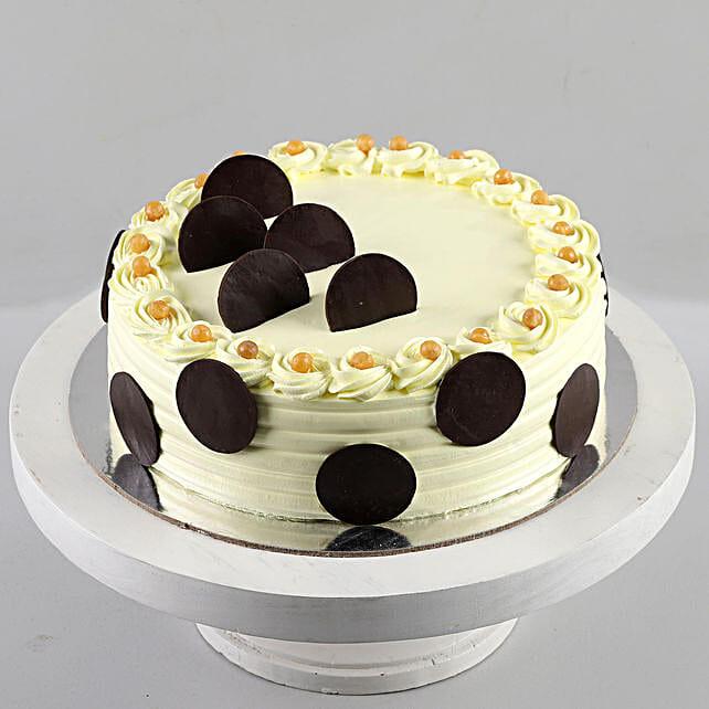 Creamy Butterscotch Delicious Cake