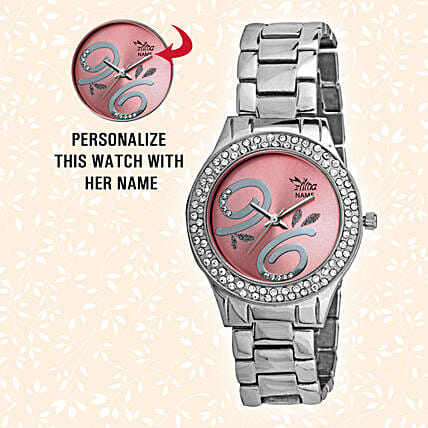 Vougish Personalised Watch For Her