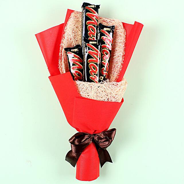 Mars Chocolate Bouquet