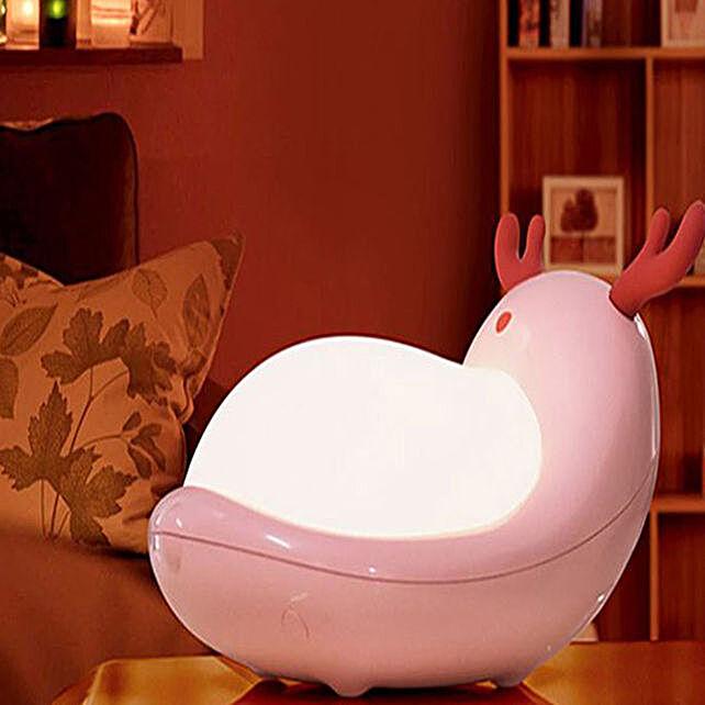 Touch sensor night lamp