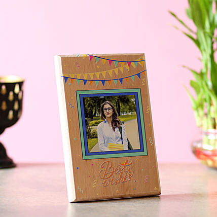 Online Personalised Best Wishes Plaque