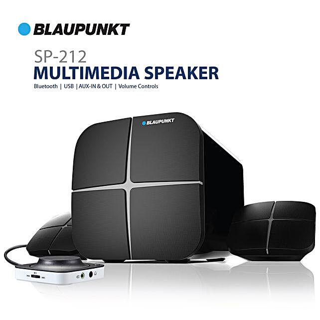 Blaupunkt 2 1 Channel Speaker