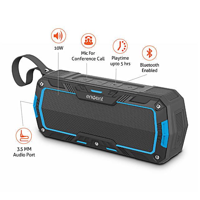 Envent Live Free Bluetooth Speaker