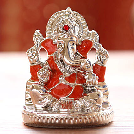 online silver plated idols