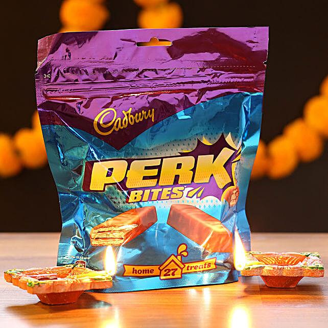 Perk Mini Treats & Diyas