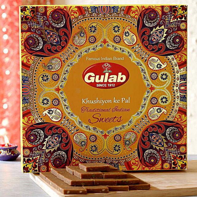 Chocolate Burfi Box 1 Kg