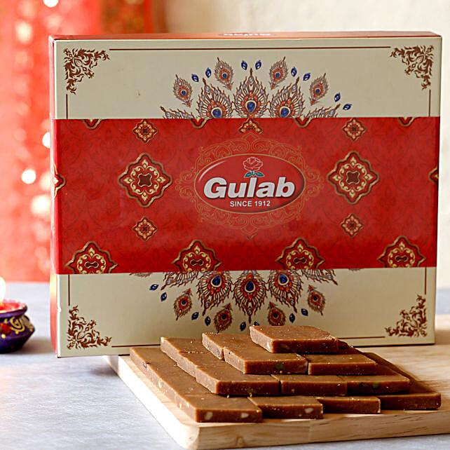 Chocolate Burfi Box 500 gms