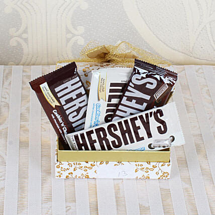 Chocolate Bar Basket
