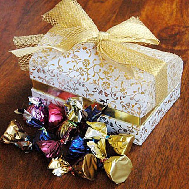 Exclusive Chocolate Box Online:Send Handmade Chocolates