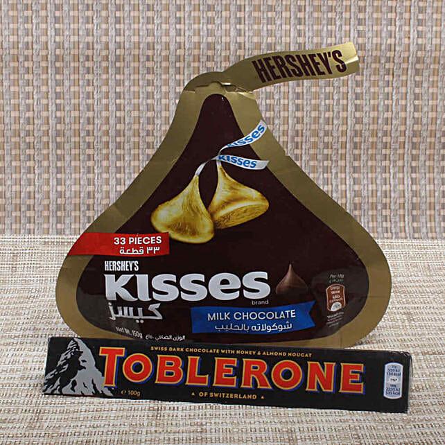 Toblerone Kisses Chocolate