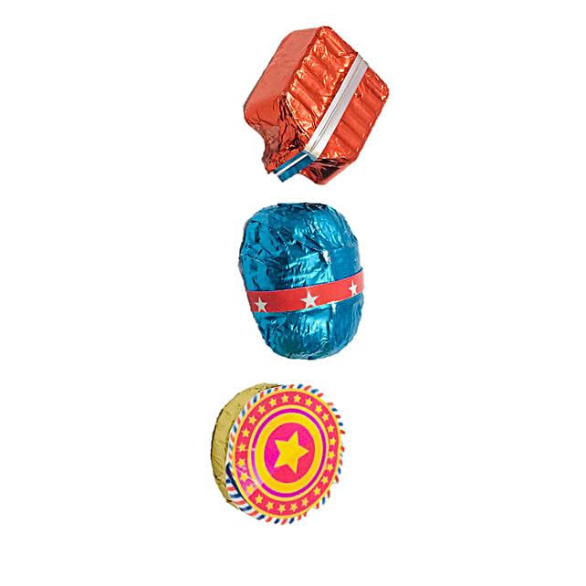 Diwali Cracker Chocolate Box- 18 Pcs