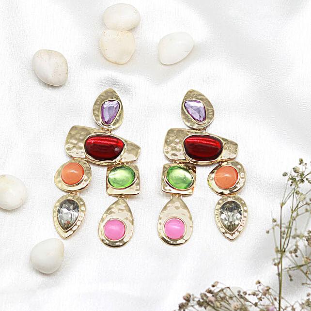 Kaleido Multicoloured Earrings
